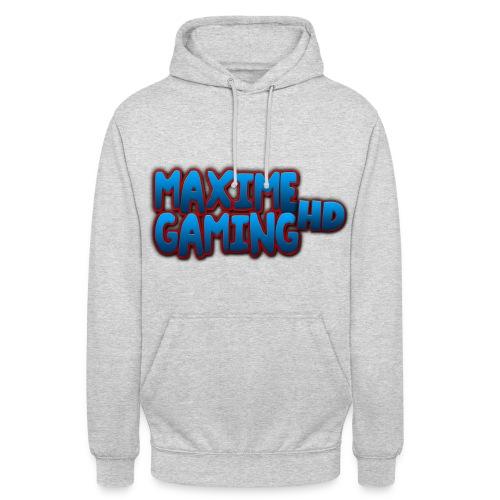 Maxime Gaming HD Unisex Hoodie - Unisex Hoodie