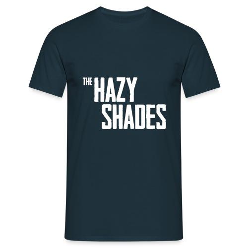 The Hazy Shades - Black T Shirt - Men's T-Shirt
