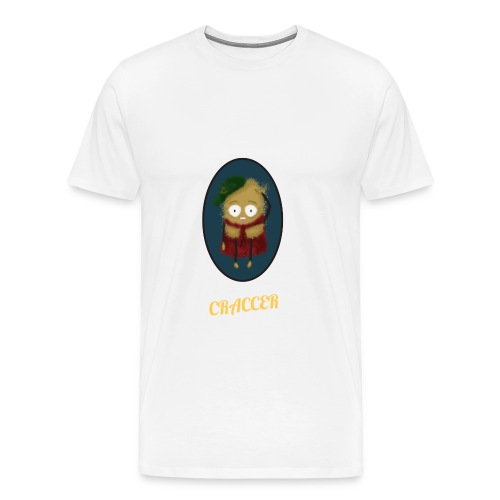 Ölgemälde Shirt by Misses.Antiheldin.Art - Männer Premium T-Shirt