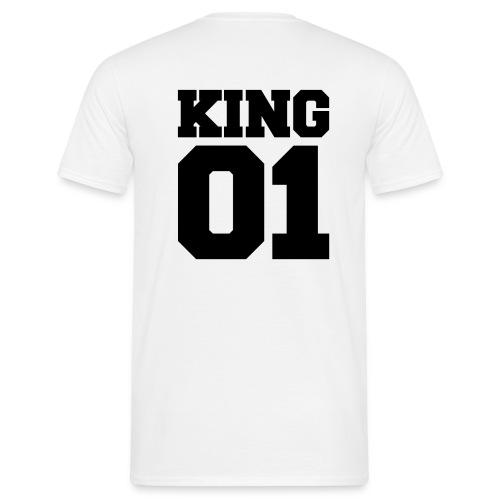 T-Shirt - King - Männer T-Shirt