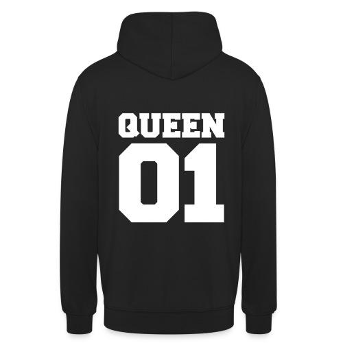Hoodie - Queen - Unisex Hoodie