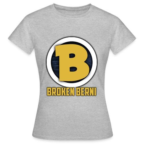 Broken Berni T-Shirt Frauen ohne Hinterbedruck! - Frauen T-Shirt