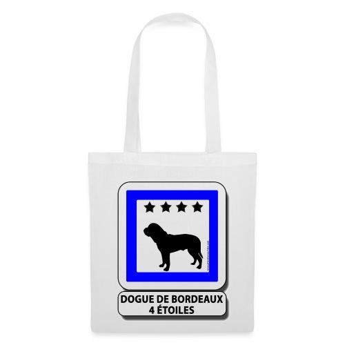 Dogue de Bordeaux 4 étoiles - Tote Bag