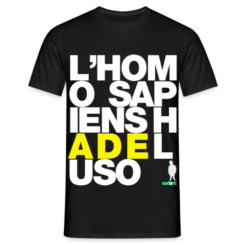 HOMO SAPIENS - Maglietta da uomo