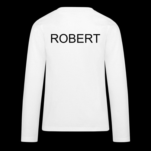 Kids T (Custom Name) - Teenagers' Premium Longsleeve Shirt