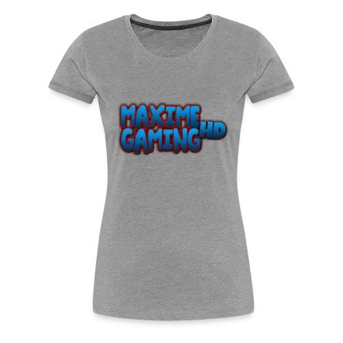 Maxime Gaming HD Premium T-Shirt - Women's Premium T-Shirt
