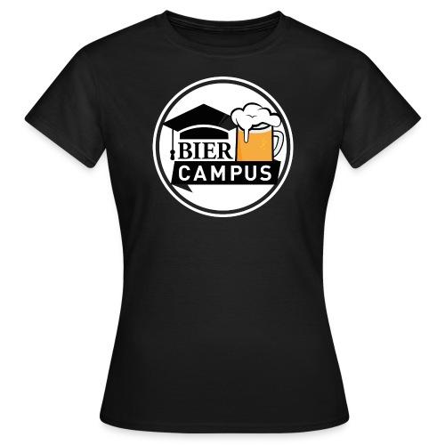 Shirt (girl) Bier Campus - Frauen T-Shirt