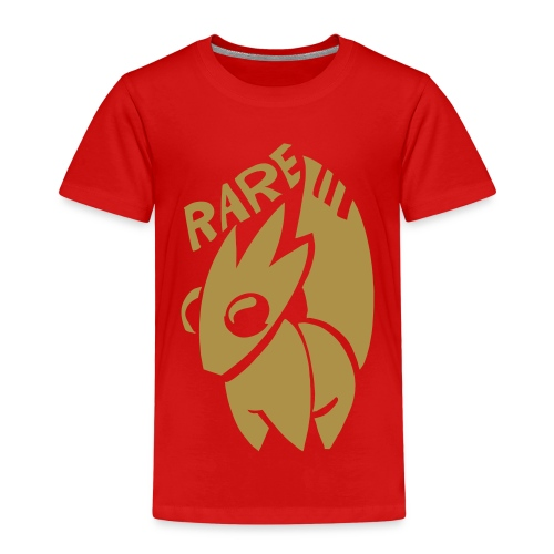 DICKTIER GOLD (kids) - Kinder Premium T-Shirt
