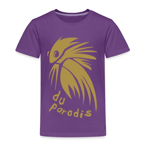 PARADIESVOGEL GOLD (kids) - Kinder Premium T-Shirt