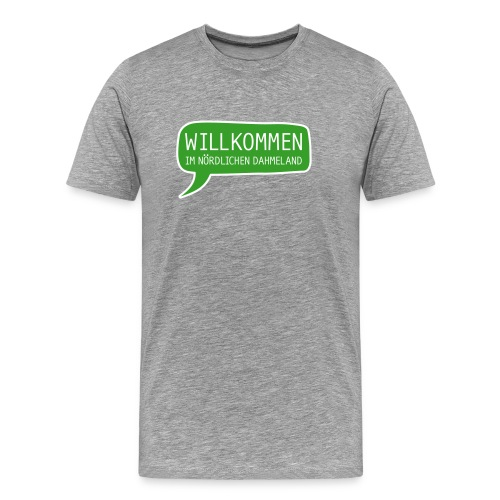 WIND T-Shirt Herren  - Männer Premium T-Shirt