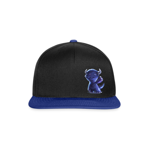 Dream Harvest - Cuddly Monster Snapback Cap - Snapback Cap