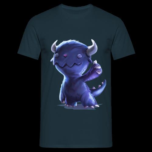 Dream Harvest - Cuddly Monster Mens / Unisex T-Shirt - Men's T-Shirt