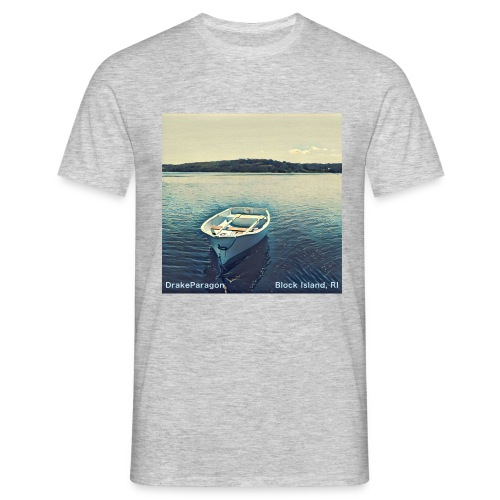 Men's T-Shirt - Block Island - Men's T-Shirt