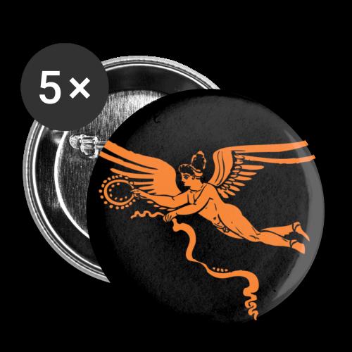 Eros - Lot de 5 grands badges (56 mm)