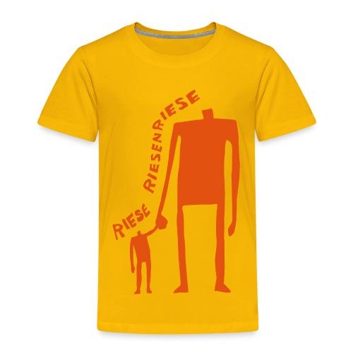 RIESENRIESE (kids) - Kinder Premium T-Shirt