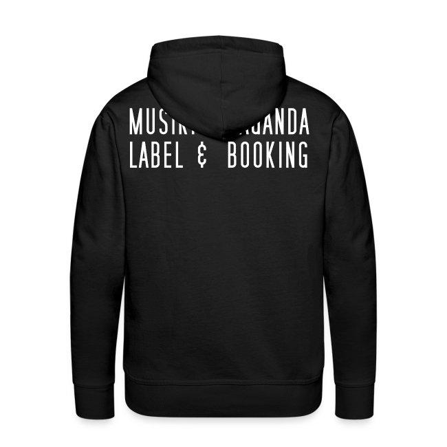 Musikpropaganda Label & Booking Herren Hoodie
