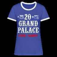 T-Shirts ~ Women's Ringer T-Shirt ~ 20 Grand Plalace