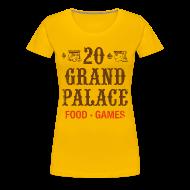 T-Shirts ~ Women's Premium T-Shirt ~ 20 Grand Plalace