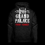 Hoodies & Sweatshirts ~ Men's Premium Hoodie ~ 20 Grand Plalace