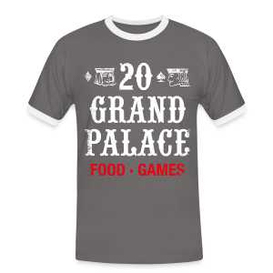 20 Grand Palace - Men's Ringer Shirt