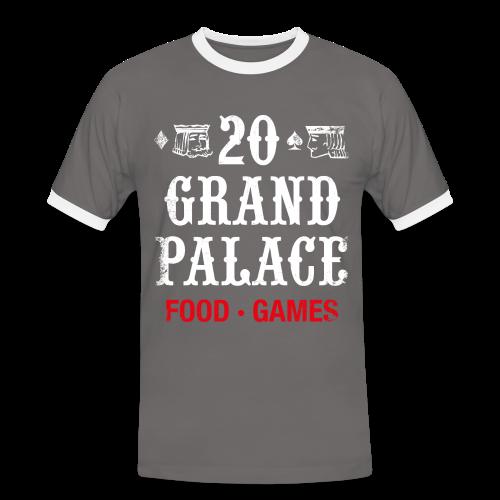 20 Grand Palace - Men's Ringer Shirt