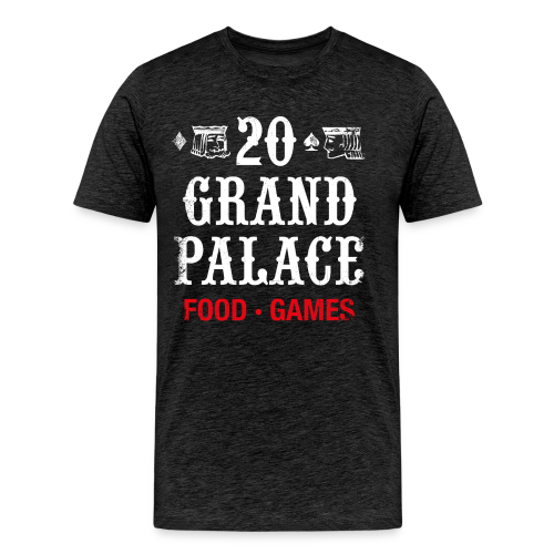 20 Grand Palace - Men's Premium T-Shirt