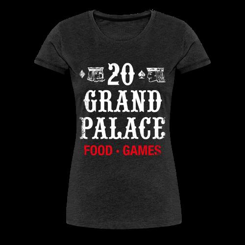 20 Grand Palace - Women's Premium T-Shirt