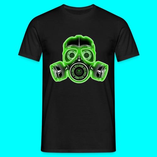 Männer T-Shirt ,,Maske'' - Männer T-Shirt