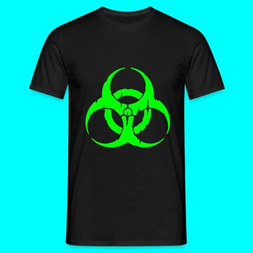 Männer T-Shirt ,,Atom'' - Männer T-Shirt