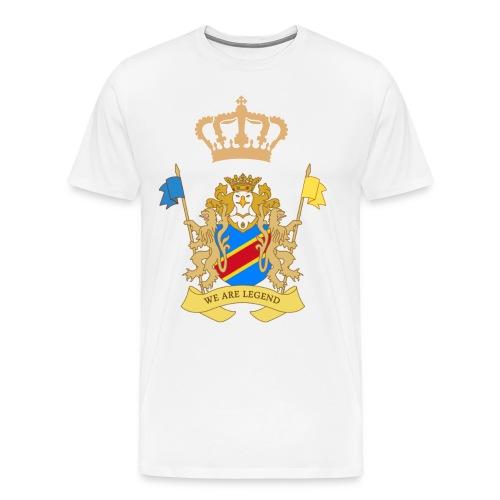 RDC LEGEND - Mannen Premium T-shirt
