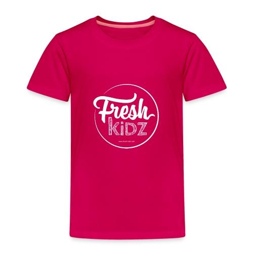 Premium T-Shirt - Fresh KIDZ - pink - Kinder Premium T-Shirt