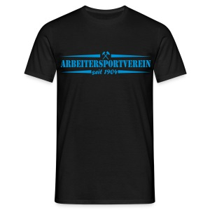Arbeitersportverein Shirt - Männer T-Shirt