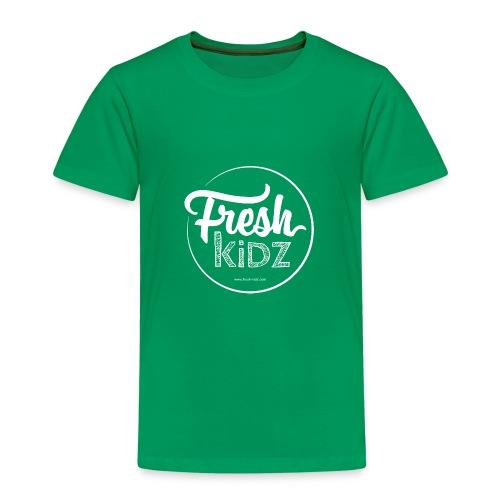 Premium T-Shirt - Fresh KIDZ - navy - Kinder Premium T-Shirt