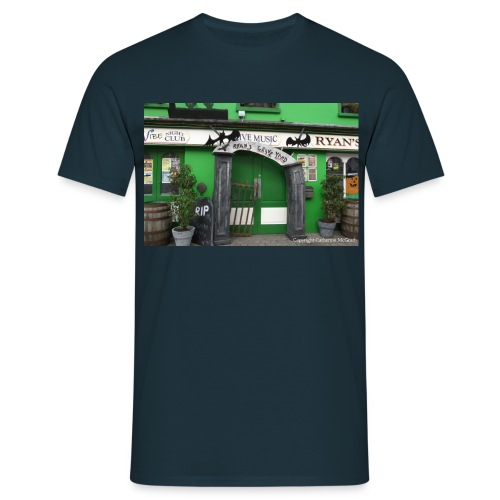 Ryans Graveyard Night Club T Shirt  - Men's T-Shirt