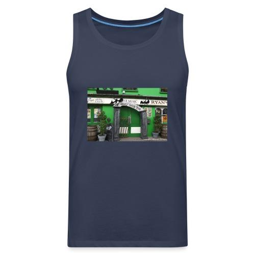 Ryans Graveyard Night Club Ladies Vest - Men's Premium Tank Top