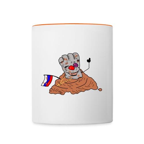 Watnik Tasse - Tasse zweifarbig