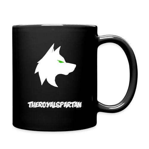 TRS - Wolf Mug - Full Colour Mug