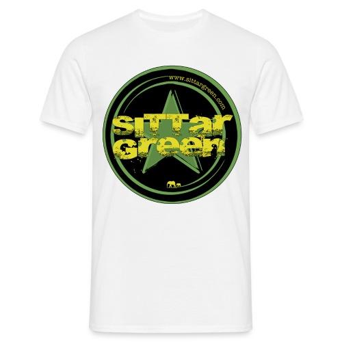 Sittar T-Shirt (Green cilcle) - Camiseta hombre