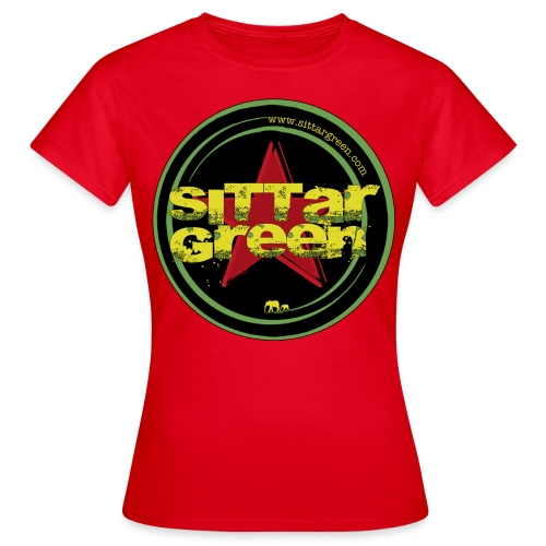 Sittar T-Shirt (cilcle) - Camiseta mujer