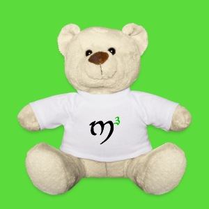 M3 Logo Teddy Bear - Teddy Bear