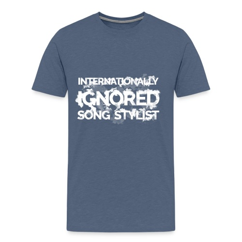 Song Stylist - Men's Premium T-Shirt