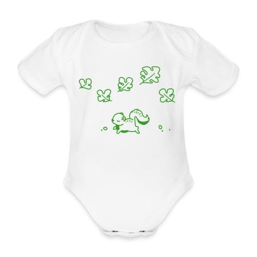 sovanta-Strampler Hörnchen - Baby Bio-Kurzarm-Body