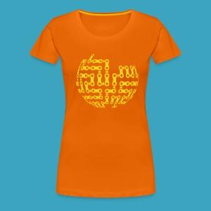 PlanetBike - Frauen Premium T-Shirt