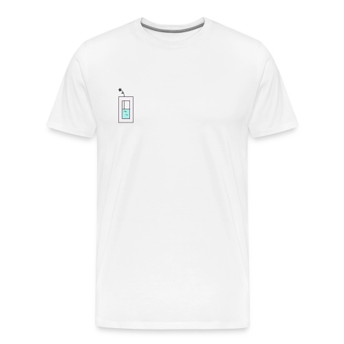Potty T - Mannen Premium T-shirt