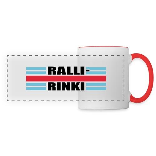 RALLIRINKI Retro mug (panorama print) - Panoraamamuki