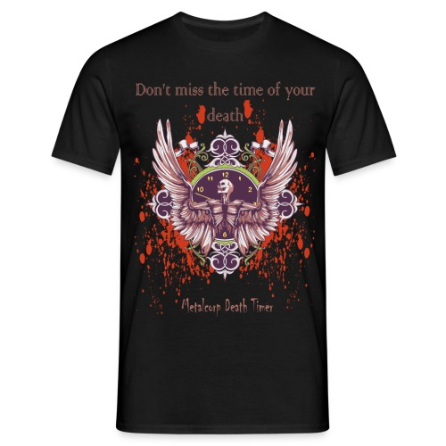 Death Timer - T-shirt Homme