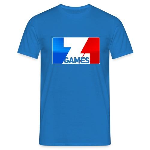 25% OFF ZoominGames So MLG : royal blue - Men's T-Shirt