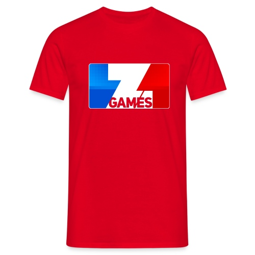 25% OFF ZoominGames So MLG : red - Men's T-Shirt