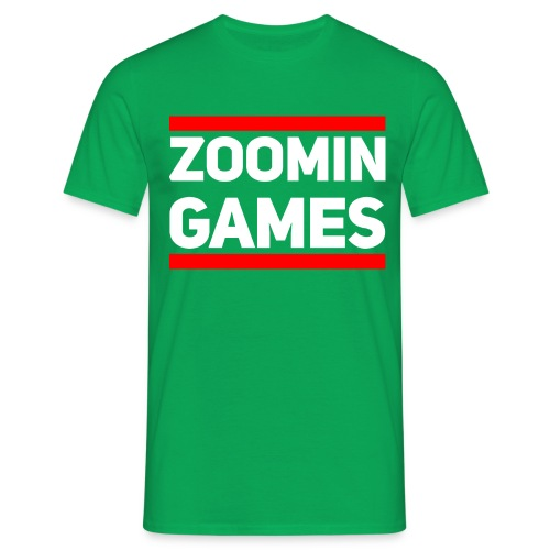 25% OFF It's Like That - (Dark) : kelly green - Men's T-Shirt