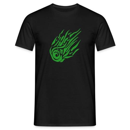 Der Grüne Komet - Männer T-Shirt